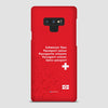 Switzerland - Passport Phone Case airportag.myshopify.com