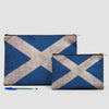 Scottish Flag - Pouch Bag - airportag  - 6