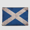 Scottish Flag - Pouch Bag - airportag  - 4