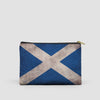 Scottish Flag - Pouch Bag - airportag  - 5