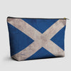 Scottish Flag - Pouch Bag - airportag  - 1