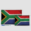 South African Flag - Pouch Bag - Airportag