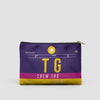 TG - Pouch Bag - airportag  - 5