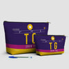 TG - Pouch Bag - Airportag