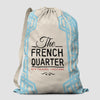 The French Quarter - Laundry Bag