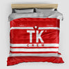 TK - Duvet Cover - Airportag