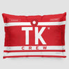 TK - Pillow Sham - Airportag