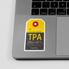 TPA - Sticker