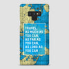 Travel As Much As - Phone Case airportag.myshopify.com