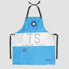 TS - Kitchen Apron - Airportag
