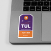 TUL - Sticker