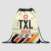 TXL - Drawstring Bag