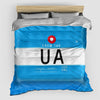 UA - Duvet Cover - Airportag