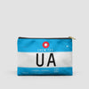 UA - Pouch Bag - Airportag