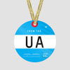 UA - Ornament - Airportag