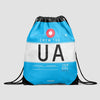 UA - Drawstring Bag - Airportag