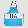 UA - Kitchen Apron - Airportag