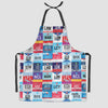 UK Airports - Kitchen Apron