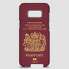 United Kingdom - Passport Phone Case - Airportag