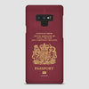 United Kingdom - Passport Phone Case airportag.myshopify.com