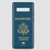 United States - Passport Phone Case - Airportag