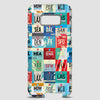 USA Airports - Phone Case - Airportag