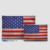 USA Flag - Pouch Bag - airportag  - 6