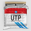 UTP - Duvet Cover - Airportag