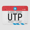 UTP - Bath Mat - Airportag