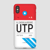 UTP - Phone Case - Airportag