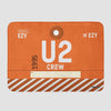 U2 - Bath Mat - Airportag