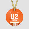 U2 - Ornament - Airportag