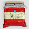 VIE - Duvet Cover - Airportag