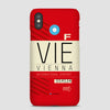 VIE - Phone Case - Airportag