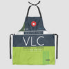 VLC - Kitchen Apron - Airportag