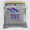 VNY - Duvet Cover - Airportag