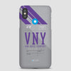 VNY - Phone Case - Airportag