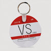VS - Keychain - Airportag