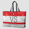 VS - Weekender Bag - Airportag