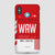 WAW - Phone Case