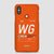WG - Phone Case