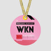 WKN - Ornament - Airportag