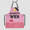 WKN - Kitchen Apron - Airportag