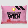 WKN - Pillow Sham - Airportag
