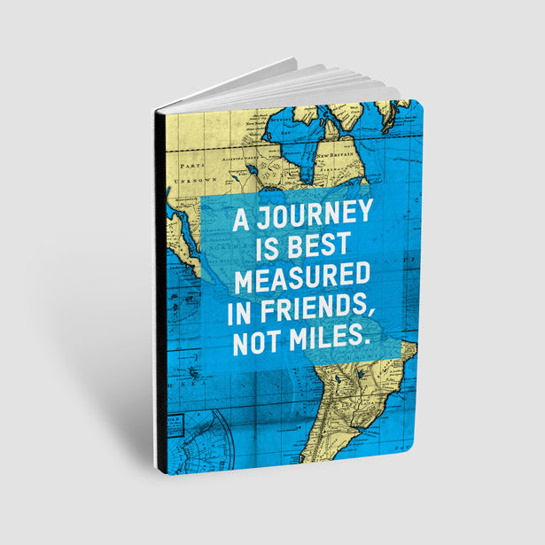 World map and travel quotes products airportag a journey is world map journal gumiabroncs Gallery