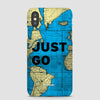 Just Go - Phone Case