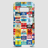 Worldwide Airports - Phone Case