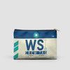 WS - Pouch Bag - airportag  - 5
