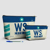 WS - Pouch Bag - airportag  - 3
