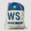 WS - Laundry Bag - Airportag